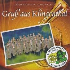 Gruß aus Klingenthal – Lindenkapelle CD-Cover
