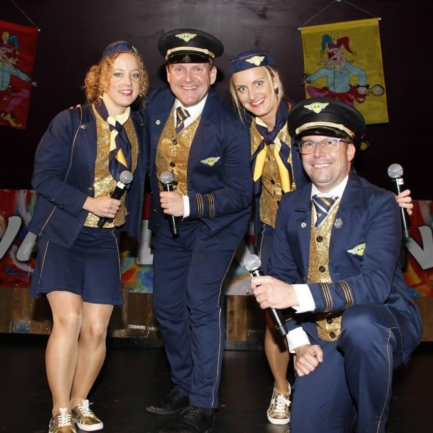 Carnaval in Limburg Alaaf Airlines