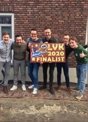 Carnaval in Limburg Frank en de Sterren