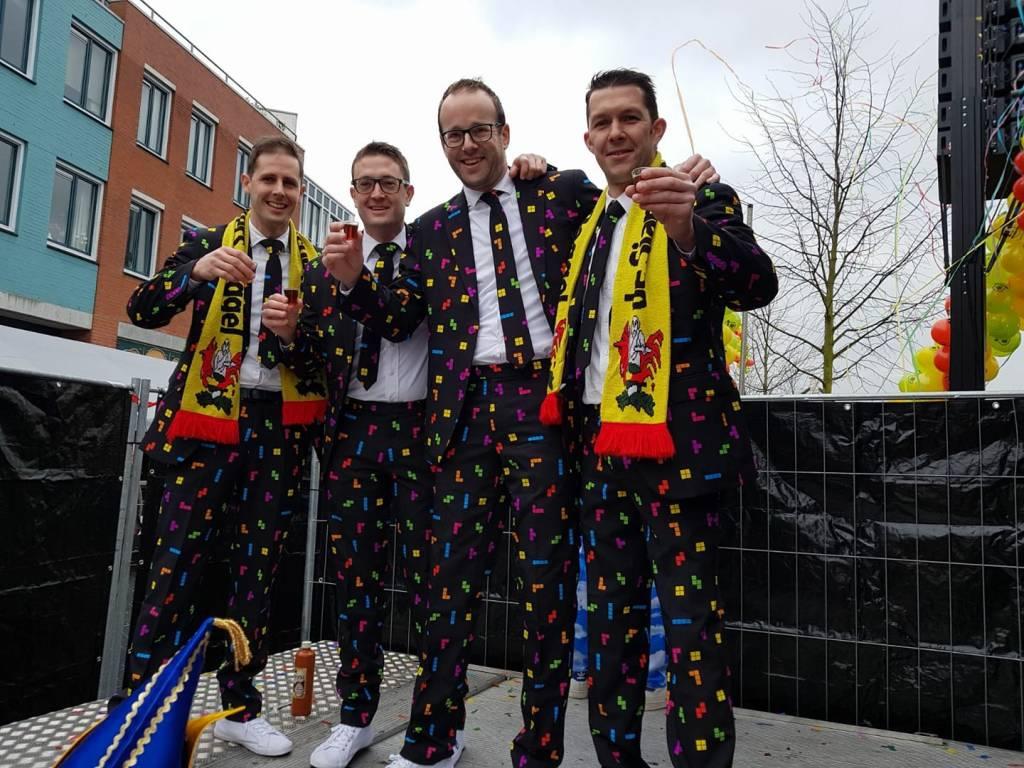 Carnaval in Limburg Kerboet met kruutje