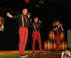 Carnaval in Limburg Klèpbókse