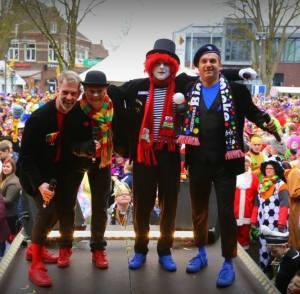Carnaval in Limburg Krangs Um