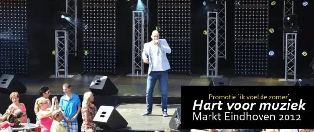 Hart voor muziek Eindhoven Roel Thomas
