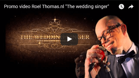 promo video wedding singer