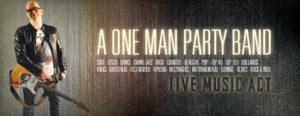 Onemanband header 1