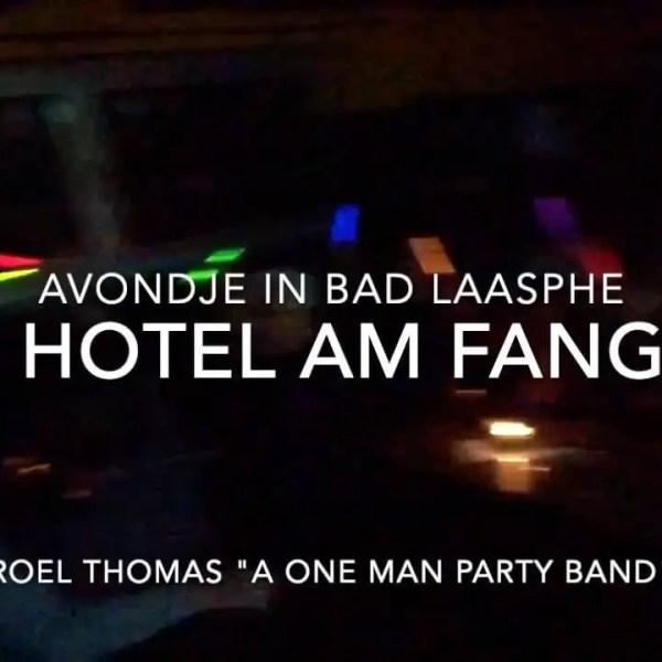 hotel am fang avondje