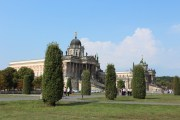 """The new palace. They call the city """"fake"""" as there are lots of illusions around. For example..."""