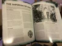 A great short introduction to the WH40k universe on the Space Marine side.