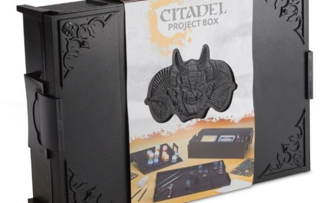 Review Citadel Project Box Roemer S Workshop