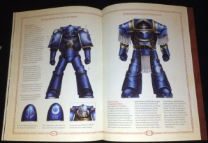 A great source of inspiration to see how to paint the Ultramarines.