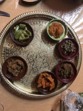 ensaladas morroquíes