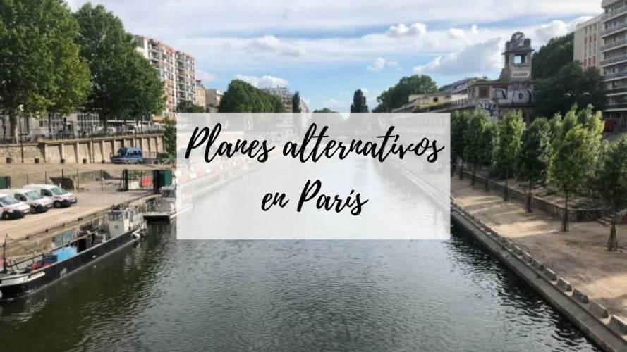 planes alternativos paris