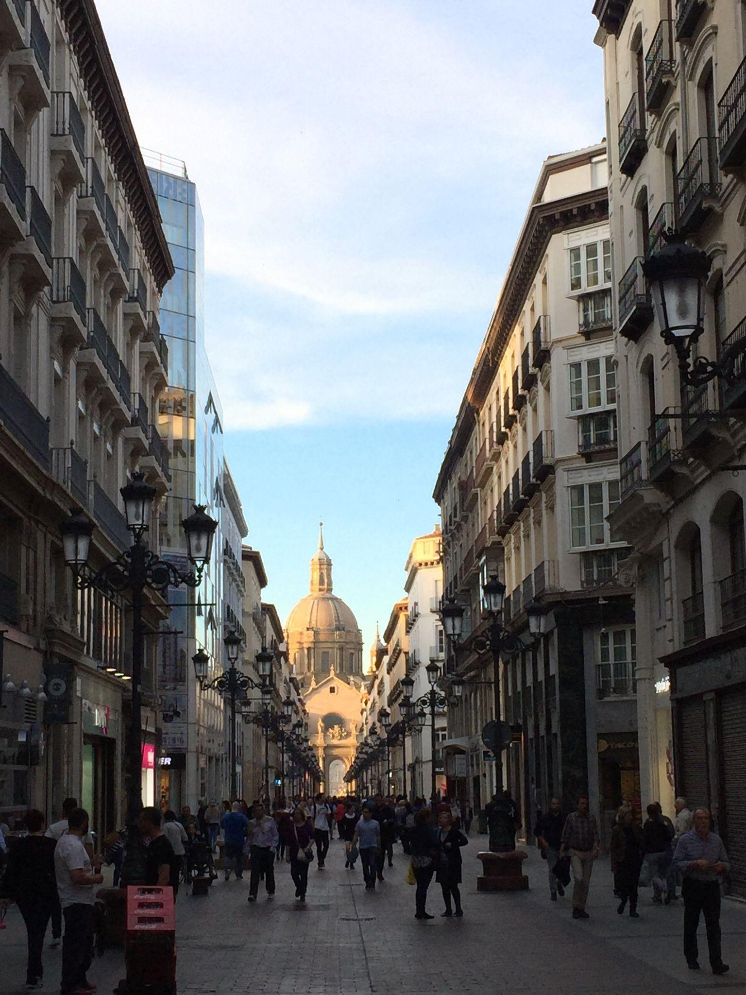 Calle Alfonso Zaragoza