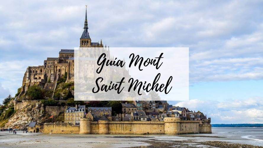 guia mont saint michel