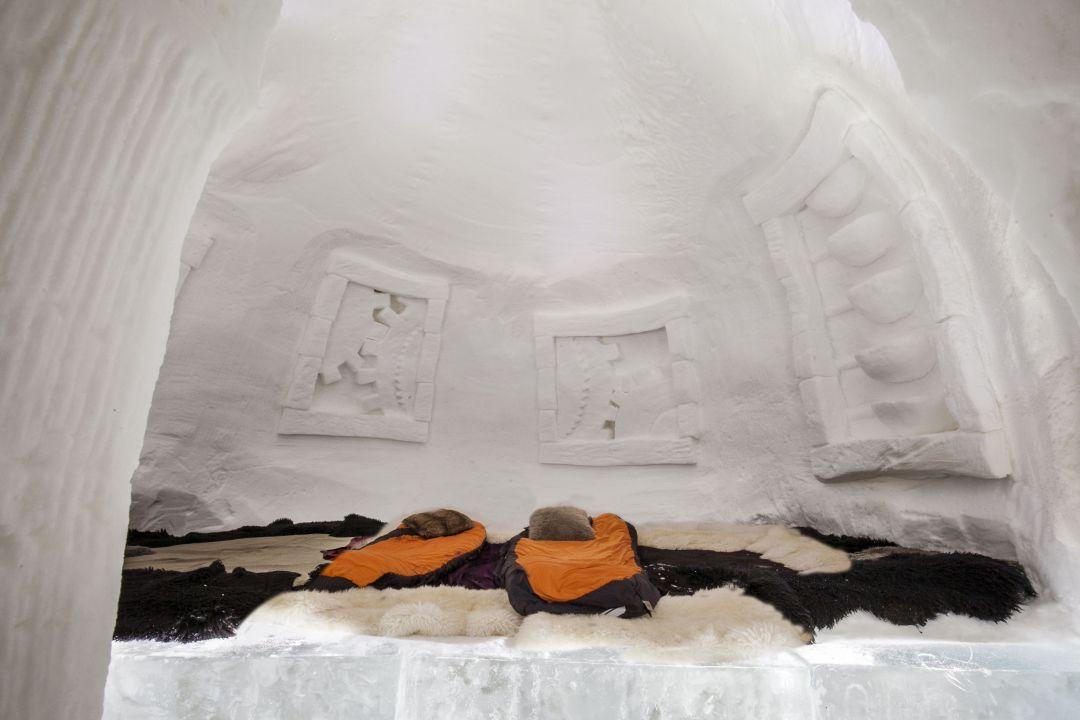 Hotel iglú