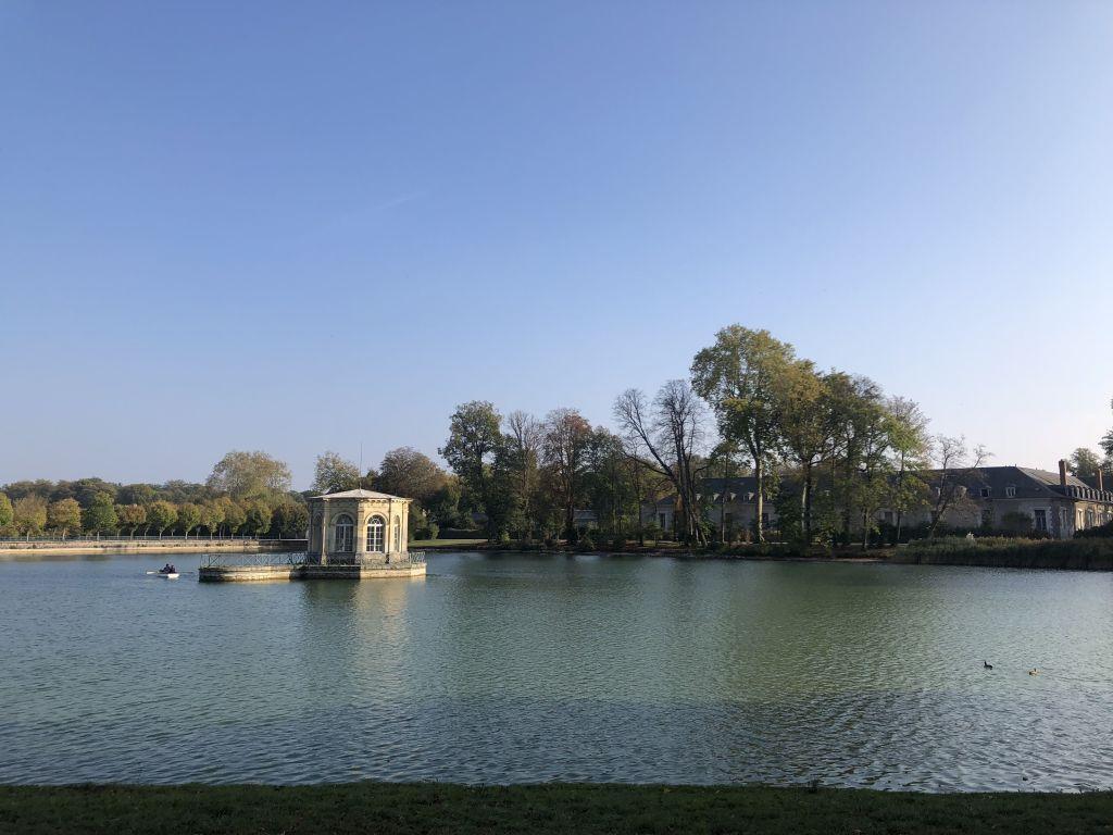 Jardines de Fontainebleau