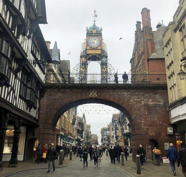 Visitar Chester