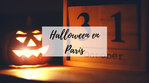 halloween en paris