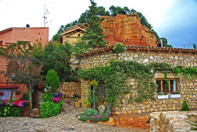 Anento, pueblo bonito de Aragón