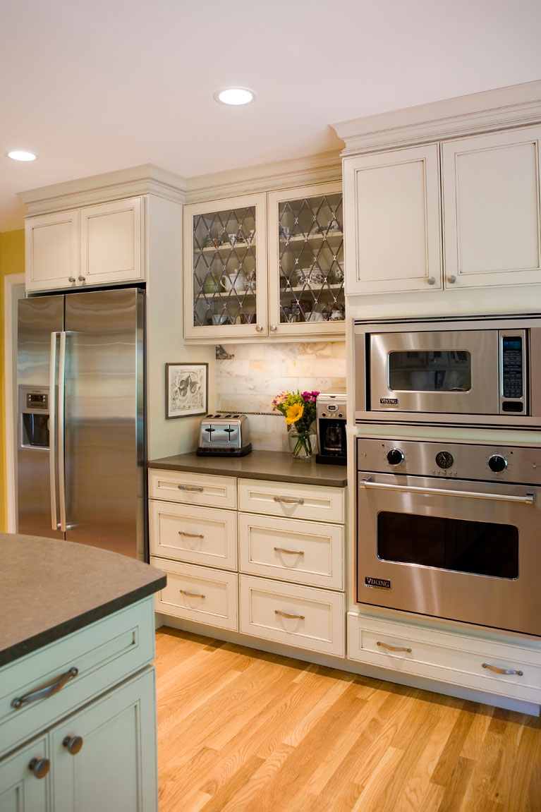 microwave kitchen cabinet ninja complete system remodel - town and country -roeser home remodeling