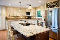 St. Louis Kitchen Remodel With Laundry -Roeser Home Remodeling