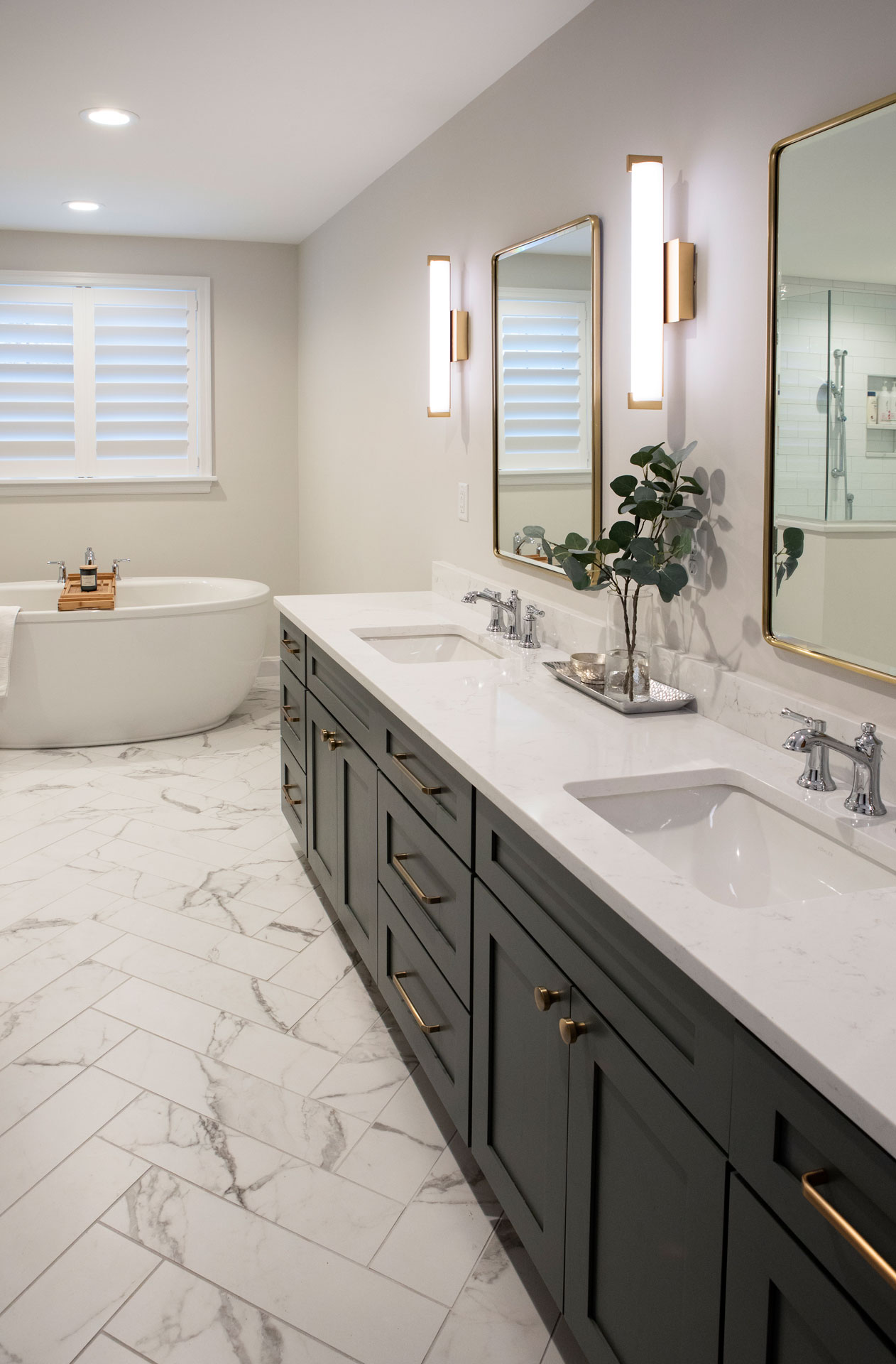 Bathroom Trends for 2021 Roeser Home Remodeling