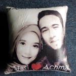 Bantal Couple Wedding