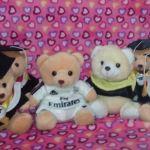 Boneka Souvenir Pernikahan YONA dan YOAN