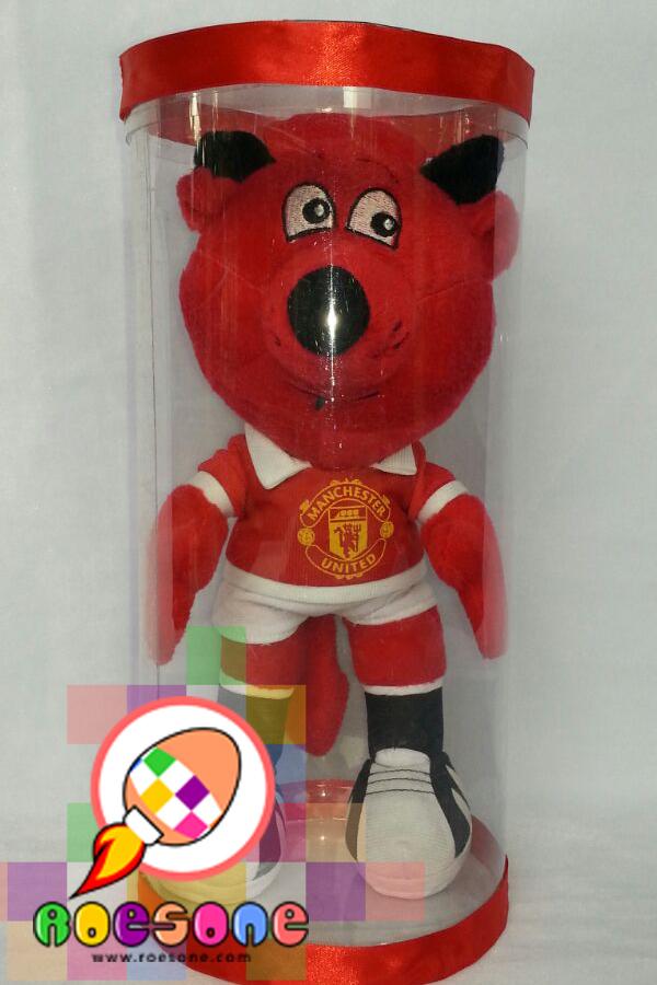 Boneka Maskot MU Manchester United Ekslusif