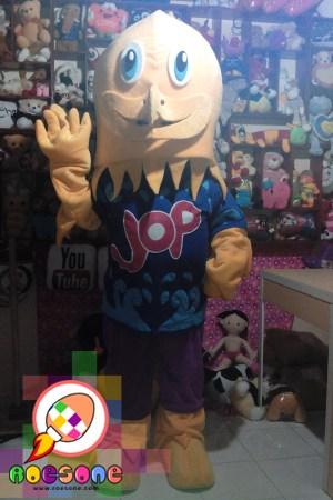 Boneka Maskot Badut JOP Jepara Ourland Park