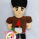 Boneka Sejarah Prajurit Patangpuluh Keraton Jogjakarta