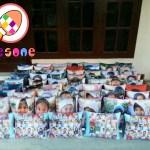Produsen Bantal Souvenir Wisuda TK Dayyinah Kids 2 Rumbai Pekan Baru
