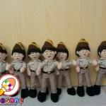 Boneka Maskot Badan Karantina Pertanian