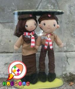 Produsen Boneka Maskot Gerakan Pramuka Indonesia