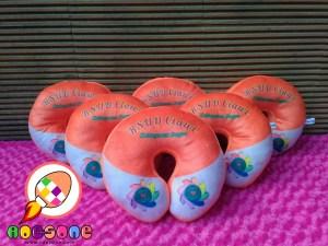 Produsen Bantal Leher Souvenir RSUD Ciawi Kabupaten Bogor