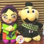 Produsen Boneka Maskot Kota Bekasi