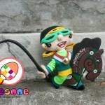 Produsen Boneka Maskot PORDA DIY XIV 2017