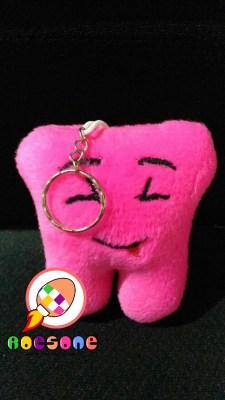 Produsen Gantungan Kunci Gigi Souvenir Klinik Gigi