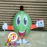 Produsen Boneka Durian Maskot KPU Kabupaten Empat Lawang Sumatera