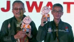 Boneka KPU Jateng
