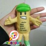 Produsen Boneka Promosi Bank Mandiri Syariah Gadai dan Cicil Emas