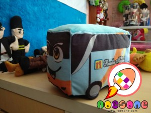 Produsen Boneka Maskot Bis Rosalia Indah Transport