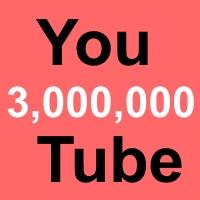 3,000,000 wyświetleń