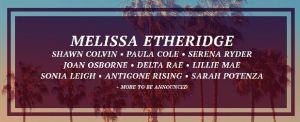 2019_The Melissa Etheridge Cruise
