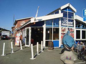 Obligatorisk besøg i Clausens Fiskehandel