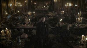 GoT_S07E01 - Arya avenges the Red Wedding