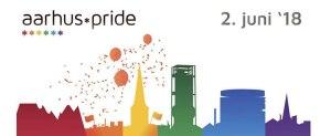 Aarhus Pride lørdag den 02.juni 2018