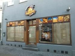 tidligere Arabien - nu Byens Grill House i Frederiksgade 42