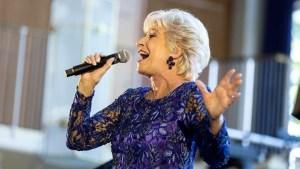 Det blev festet i Store Sal i Musikhuset som fejrede Birthe Kjærs 50 års scenejubilæum