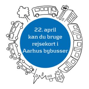 Fra 22.april kan du bruge rejsekort i Aarhus bybusser